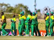 Nigeria under 17 cricket team
