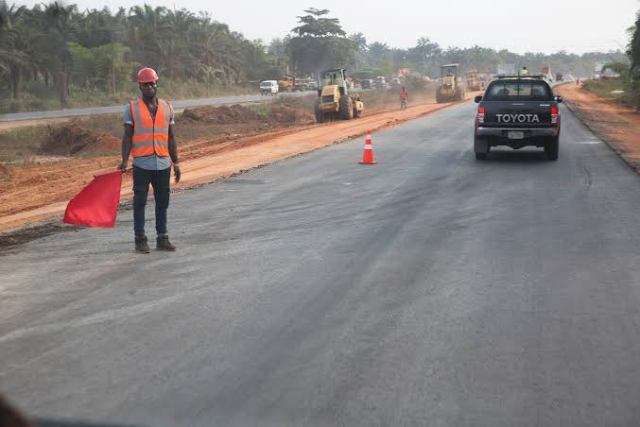 Enugu- Port Harcourt Highway