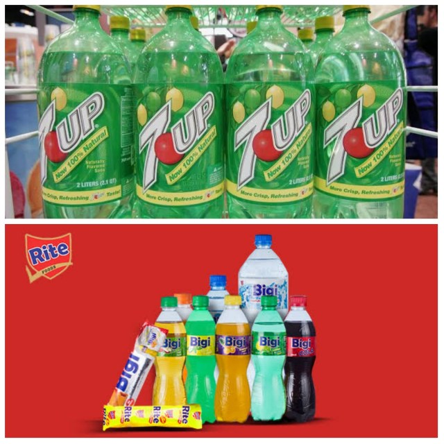 7-Up bottling company, Bigi