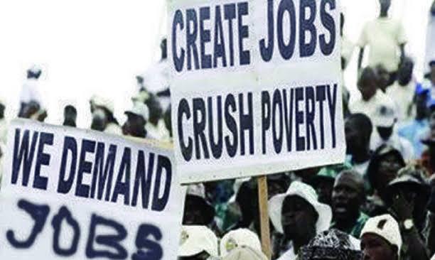 Unemployment, job