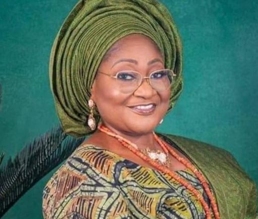 Osun First Lady, Mrs Kafayat Oyetola