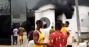 Gunmen burn Uzodinma home in Imo
