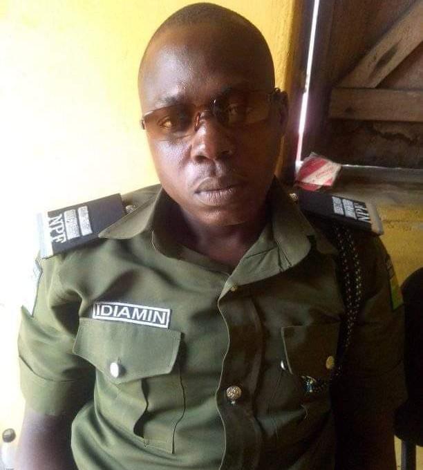 Late Inspector Idi Aminu