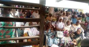Bola Oyebamiji cash gift beneficiaries