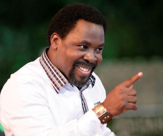 Prophet Temitope Balogun Joshua