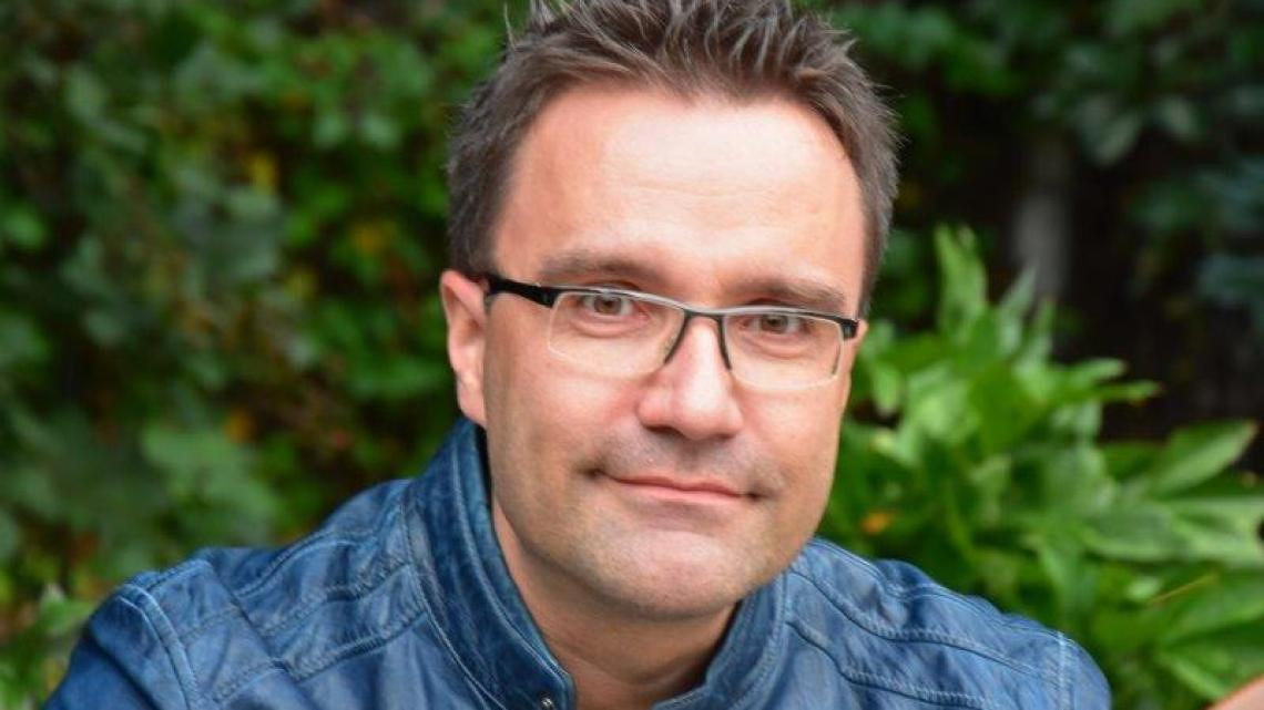 David Fischer von den Gelsenkirchener Grünen
