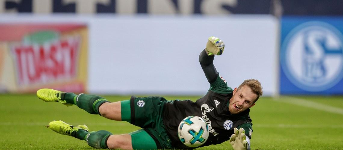 Ralf Fährmann im Schalker Tor