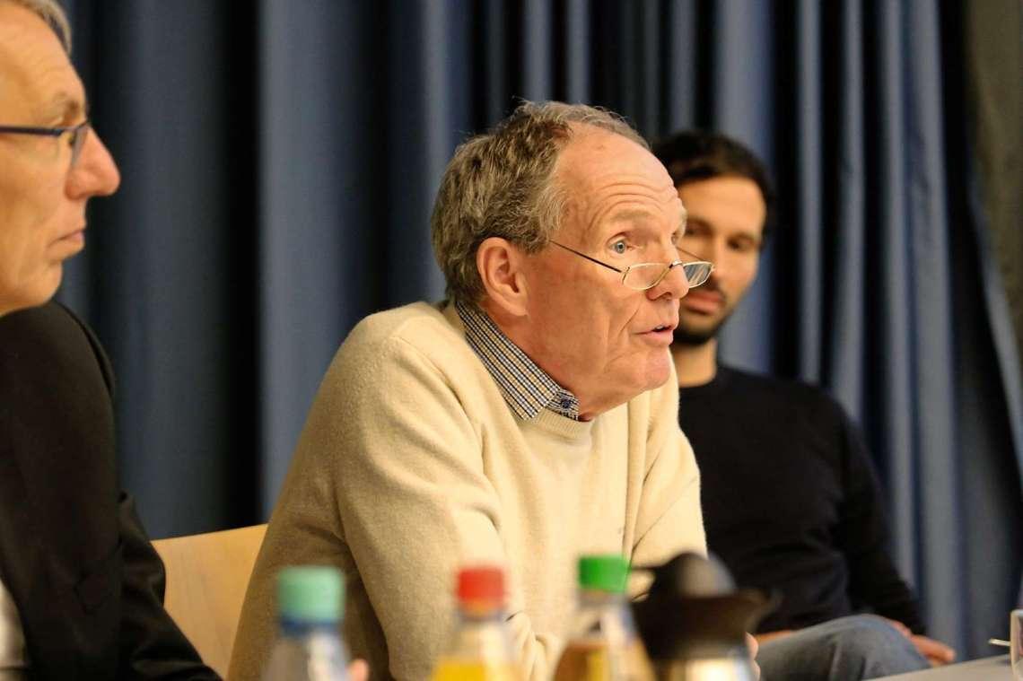 Der Leiter des Gelsenkirchener Gesundheitsamtes Klaus Mika (Foto: Spernol)