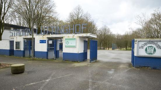Die Sportanlagen Lüttinghof –Foto Stadt Gelsenkirchen