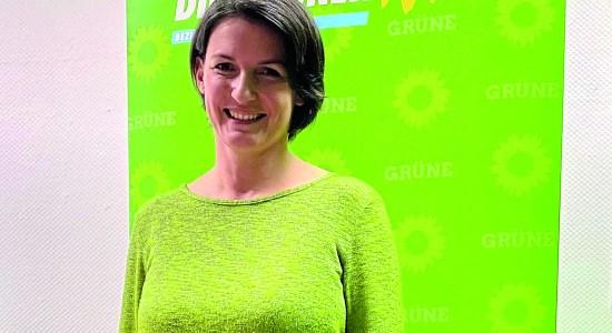 Irene Mihalic. –Foto: Grüne