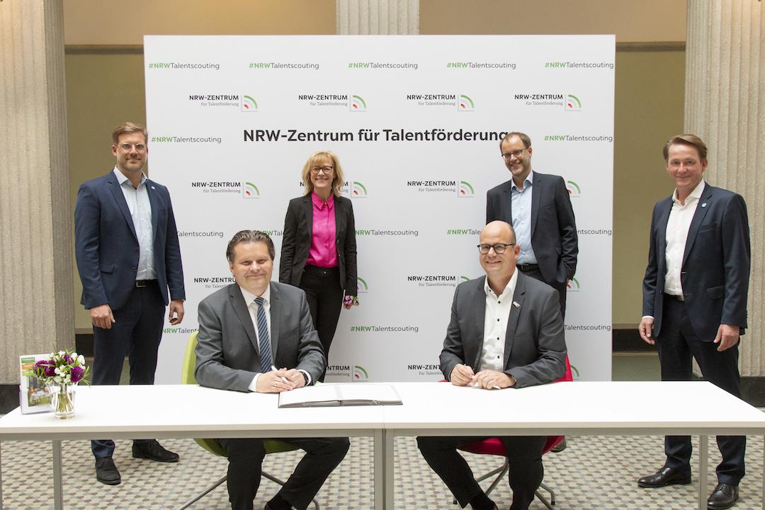 Das renommierte NRW-Zentrum für Talentförderung der Westfälischen Hochschule behält seinen Sitz langfristig in Gelsenkirchen-Ückendorf und wird dort weiter wachsen.