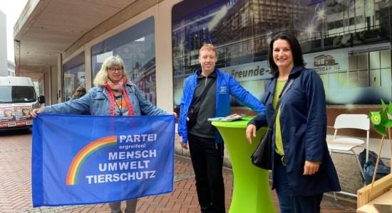 In Gelsenkirchen unterstützt die Tierschutzpartei die Bundestagsabgeordnete Irene Mihalic, die bei der Bundestagswahl für die Grünen ins Rennen geht. Das sind die Gründe.