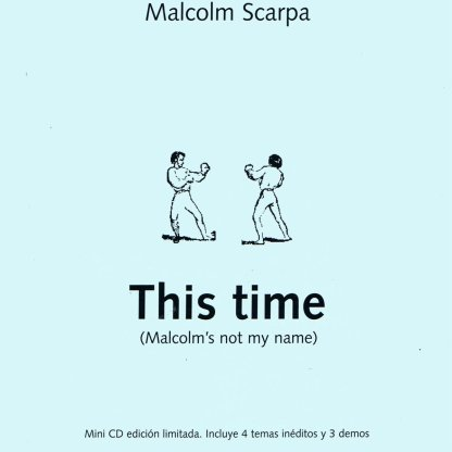Malcolm Scarpa - This Time