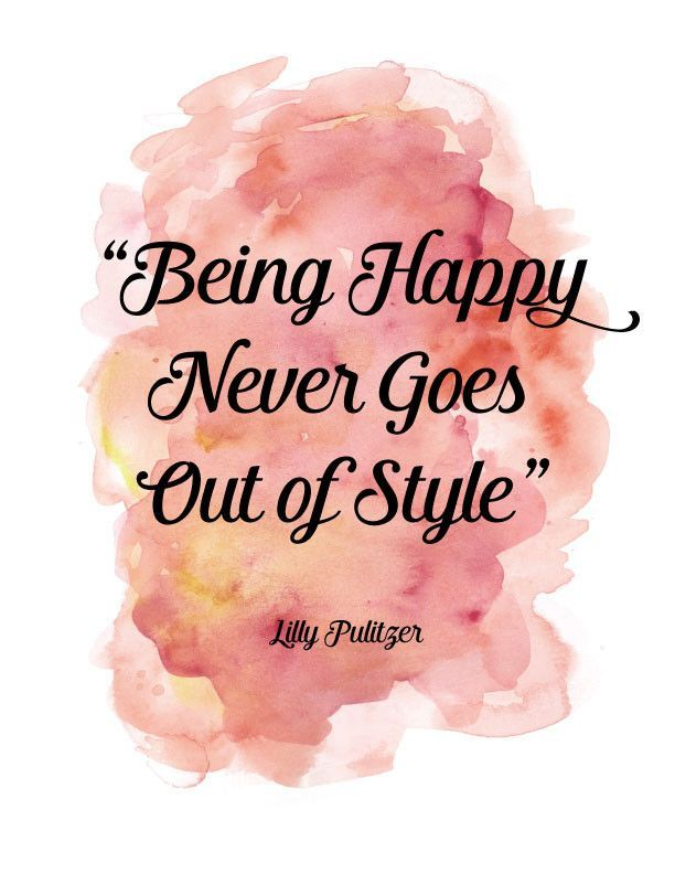 Quotes About Happiness Happy Girls Are The Prettiest