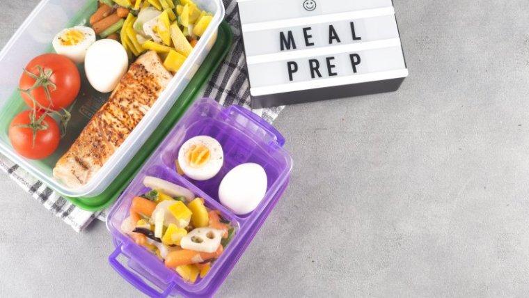 Mengenal Meal Prep, Sehat dan Hemat