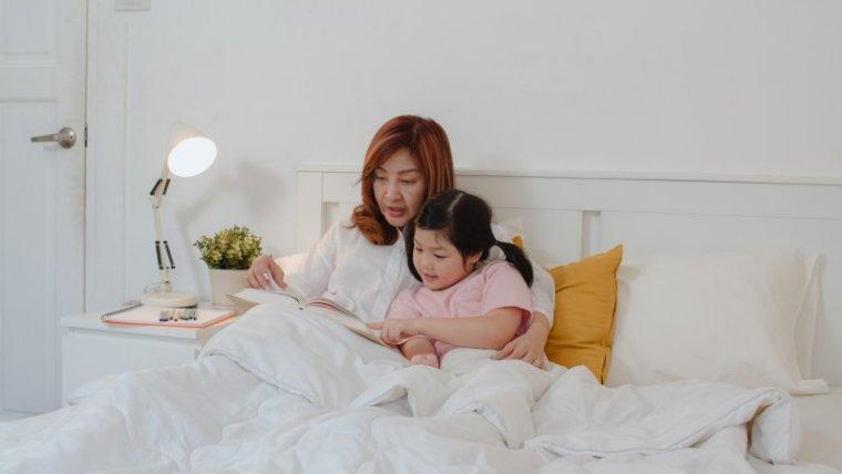 Cara Mengajarkan Anak Membaca yang Efektif dan Cepat
