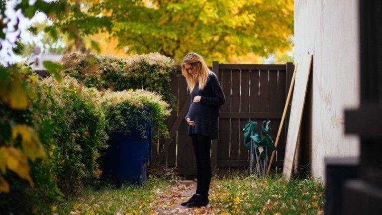 Moms, Kenali Ciri Hamil Berdasarkan Perubahan Bentuk Perut