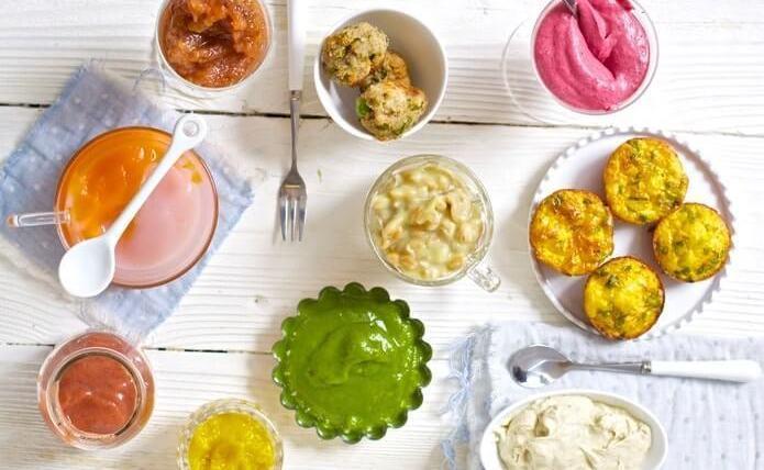 Beberapa Makanan Sehat untuk Bayi 1 Tahun