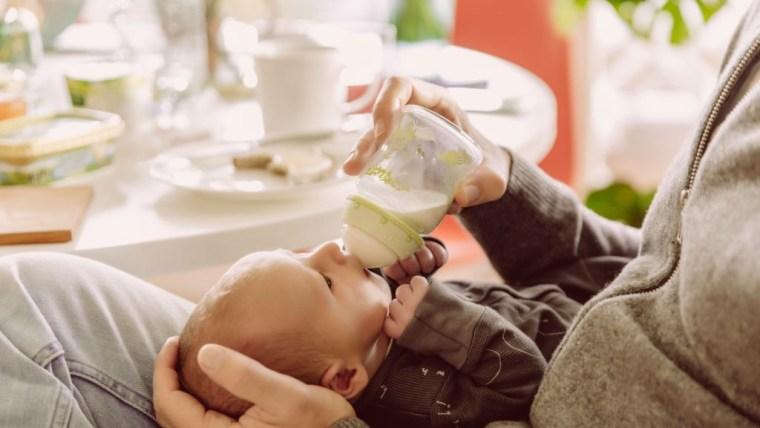 Moms, Ini 5 Merk Susu Formula untuk Bayi Baru Lahir