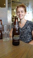 We care zero, but we like to drink Stoney Tangawizi.