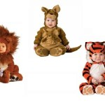 Halloween Baby Animal Costumes for Infants