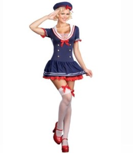 Sailor Costumes for Women