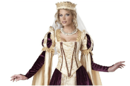 Renaissance Era Costumes for Women