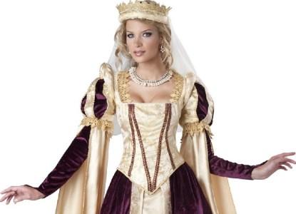 Renaissance Costumes for Women