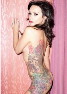 danielle-harris-in-inked-magazine