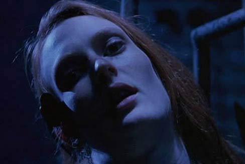 Daisy McCrackin in 'Halloween: Resurrection'