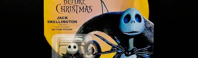 Jack Skellington 'The Nightmare Before Christmas' ReAction Figure by Funko (photo by HalloweenDailyNews.com)