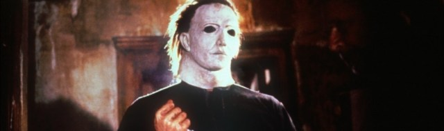 Don Shanks is Michael Myers in 'Halloween 5'.