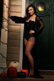 Danielle Harris in Gorezone Magazine April 2014