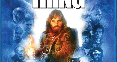 The Thing Collector's Edition Blu-ray