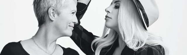 Jamie Lee Curtis and Lady Gaga