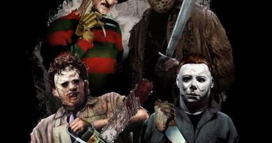4 icons of horror at Halloween Horror Nights 2016