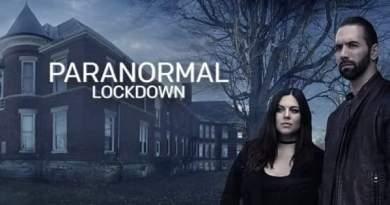 'Paranormal Lockdown'
