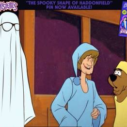 Michael Myers Scooby-Doo 'Lost Mysteries' art by ibTrav Illustrations - 02