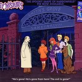 Michael Myers Scooby-Doo 'Lost Mysteries' art by ibTrav Illustrations - 03