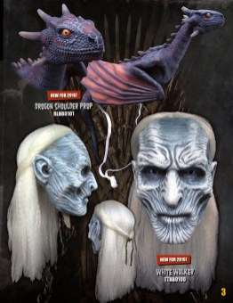Trick or Treat Studios 2016 Catalog - Game of Thrones 02