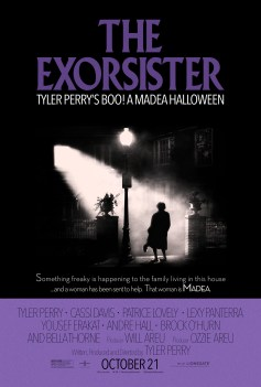 Boo A Madea Halloween - Exorcist poster