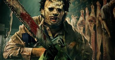 HHN Hollywood - Texas Chainsaw Blood Brothers