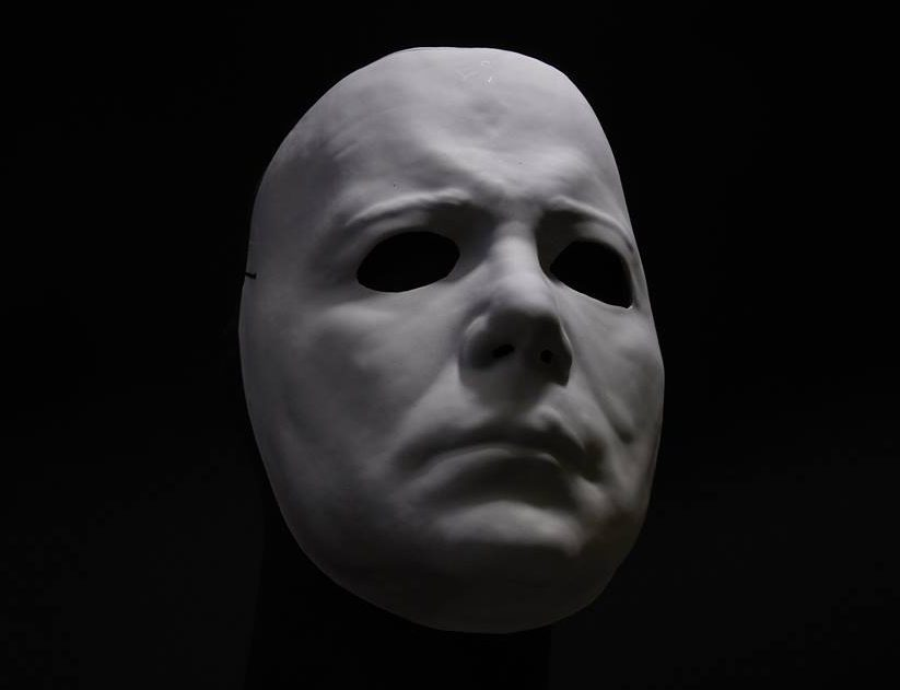 halloween ii michael myers vacuform mask by trick or treat studios 02 - Halloween Myers Mask