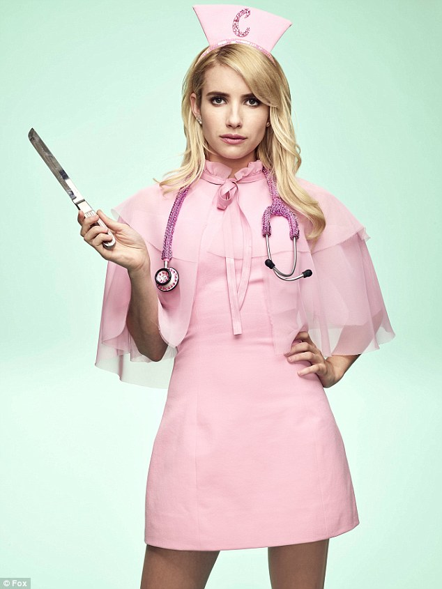 Scream Queens Season 2 - Emma Roberts