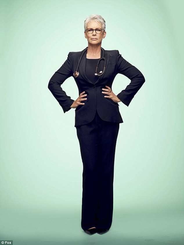 Scream Queens Season 2 - Jamie Lee Curtis