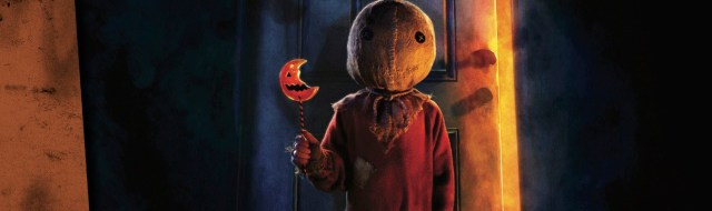 Trick 'r Treat Sam Halloween Digital Decoration