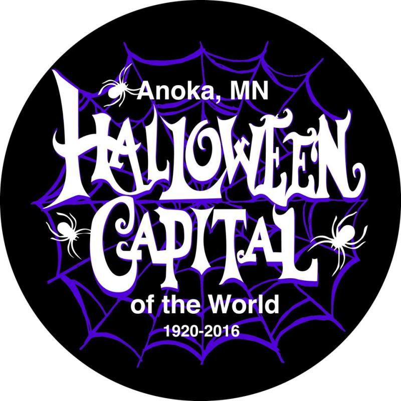 Anoka, Minnesota is the Halloween Capital of the World.