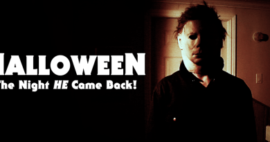 'Halloween: The Night He Came Back' fan film