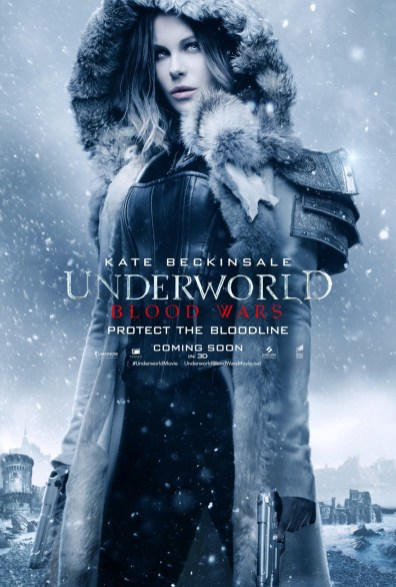 Underworld Blood Wars - Selene character poster