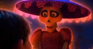 Disney-Pixar's 'Coco' takes place during Day of the Dead (Dia de los Muertos).